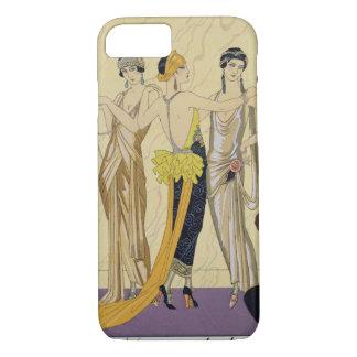 The Judgement of Paris, 1920-30 (pochoir ) iPhone 7 Case