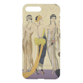 The Judgement of Paris, 1920-30 (pochoir ) iPhone 7 Plus Case