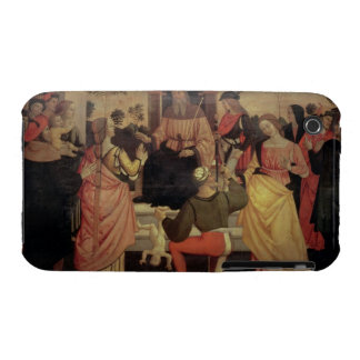 The Judgement of Solomon iPhone 3 Covers