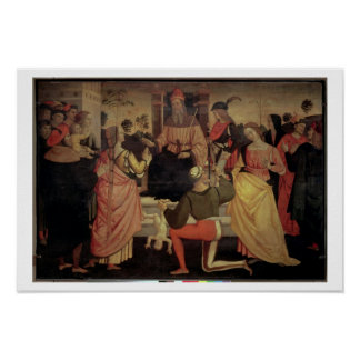 The Judgement of Solomon Print