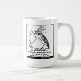 The Judicious Jubilant Jay Coffee Mug