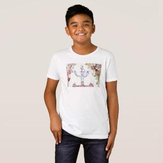 The Juggler boy organic tshirt