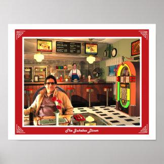 The Jukebox Diner Poster