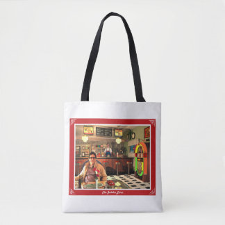 The Jukebox Diner Tote Bag