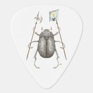 The Junebug Knight Guitar Pick