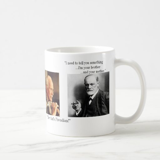 The Jung and the Restless - Customized Mug