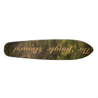 The Jungle  Board Skate Decks