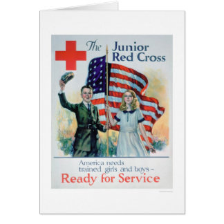 The Junior Red Cross (US00299) Card