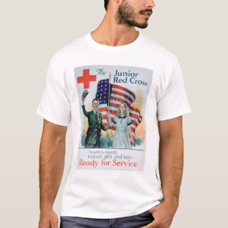 The Junior Red Cross (US00299) T-Shirt