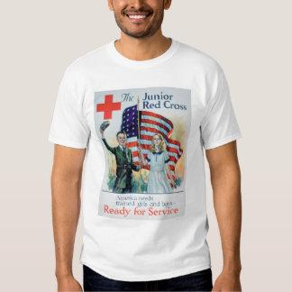 The Junior Red Cross (US00299) Tee Shirt