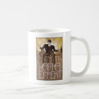 The Kafka Effekt Basic White Mug