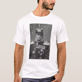 The Kaiser Wilhelm, from 'Leisure Hour', 1888 T-Shirt