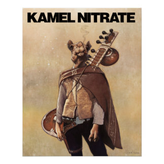 The Kamel With No Name Poster