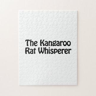 the kangaroo rat whisperer jigsaw puzzles
