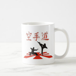 The Karate Perspective Coffee Mug