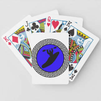 THE KAYAK MAIN BICYCLE PLAYING CARDS