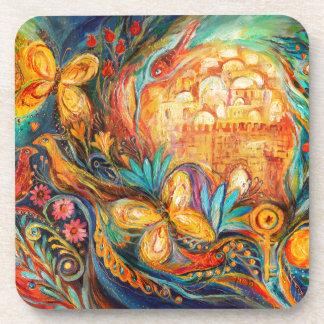 The Key of Jerusalem Coaster