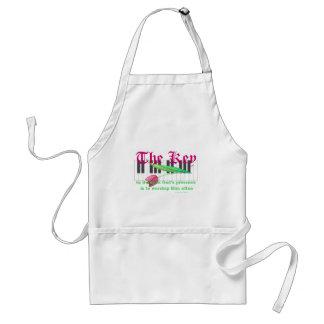 the key standard apron