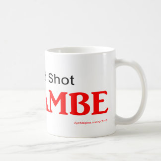 The Kid Shot Harambe Coffee Mug