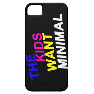 The Kids Want Minimal iPhone Case iPhone 5 Cover
