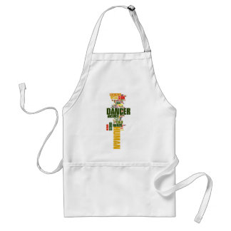 the killers are we human? standard apron