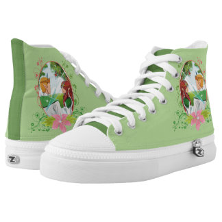 The King and Queen Zipz High Top Shoes
