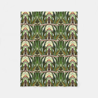 The King Ground Squirrel Fleece Blanket