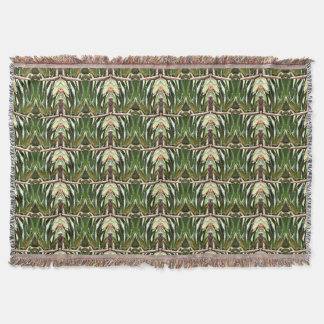 """The King"" Ground Squirrel Throw Blanket"