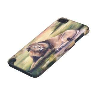 The King Lion IPod Touch Case