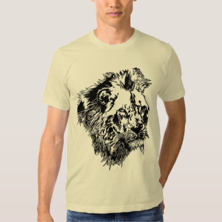 THE KING OF BEASTS TSHIRTS