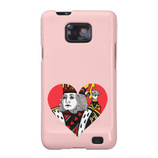 The King of Hearts Samsung Galaxy S2 Covers