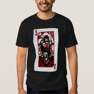 The King of Hearts Tshirt