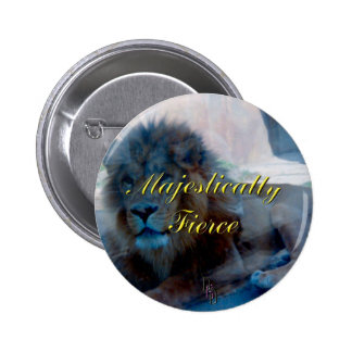 The King Pinback Button