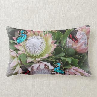 The King Protea Lumbar Pillow