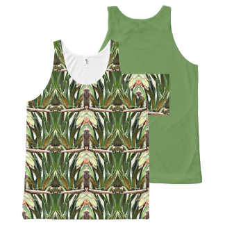 """""""The King"""" Unisex Tank Top All-Over Print Tank Top"""