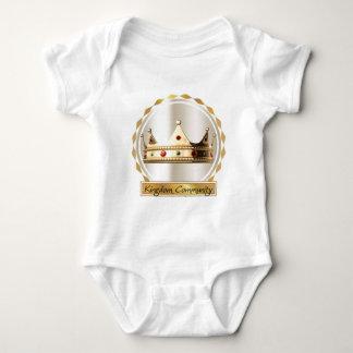 The Kingdom Community Crown 2 Baby Bodysuit