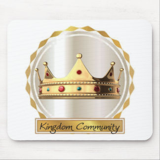 The Kingdom Community Crown 2 Mouse Pad