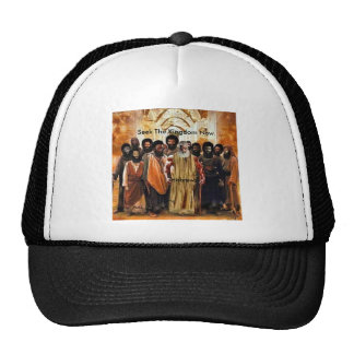 The Kingdom Is For The Hebrews Cap