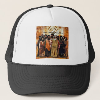The Kingdom Is For The Hebrews Trucker Hat