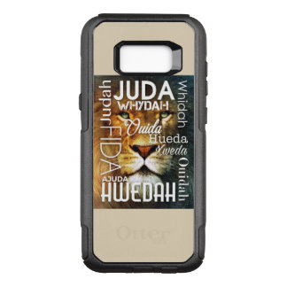The kingdom of Judah OtterBox Commuter Samsung Galaxy S8+ Case