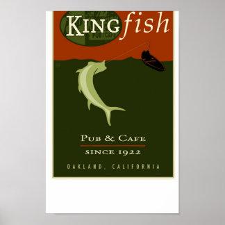 the Kingfish Poster