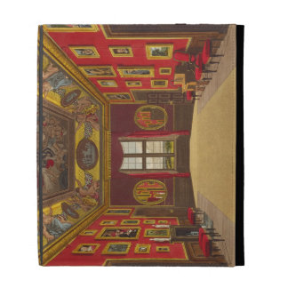 The King's Closet, Windsor Castle, from 'Royal Res iPad Cases