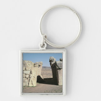 The King's Gate from the walls of Hattusas Keychain