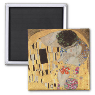 The Kiss, 1907-08 2 Magnet