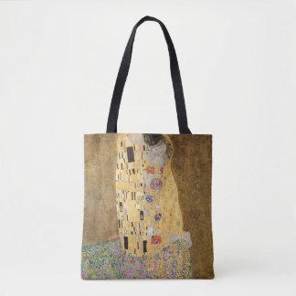 The Kiss, 1907-08 2 Tote Bag