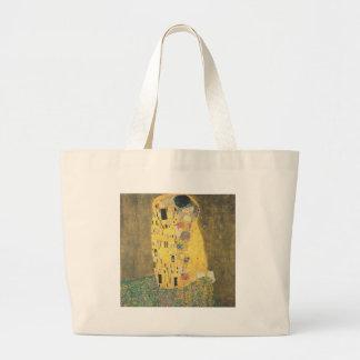 The Kiss Canvas Bag