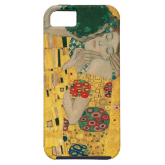 The Kiss by Gustav Klimt iPhone 5 Case