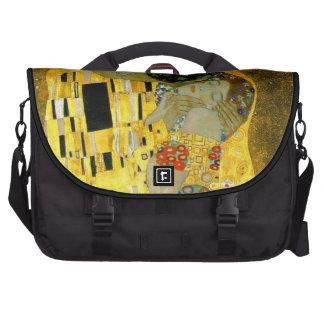 The Kiss by Gustav Klimt Commuter Bags