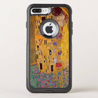 The Kiss by Klimt OtterBox Commuter iPhone 8 Plus/7 Plus Case