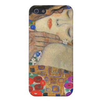 The Kiss (Detail) Gustav Klimt iPhone 5 Covers